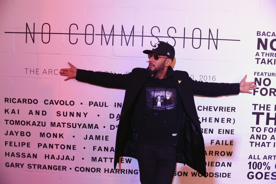 The Dean Collection X Bacardi Present No Commission: London