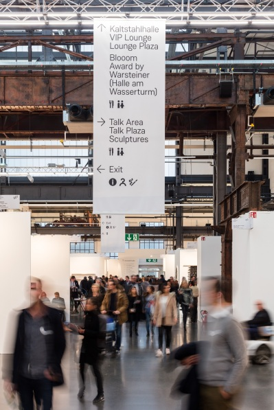 Art Düsseldorf 2017 Foto Sebastian Drüen