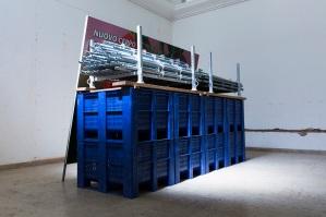 Natascha Süder Happelmann, Ankersentrum, German Pavilion 2019